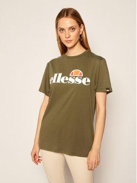 Ellesse Ellesse T-Shirt Albany SGS03237 Πράσινο Regular Fit