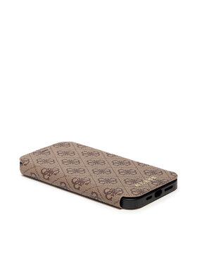 Guess Guess Étui téléphone portable GUFLBKSP12L4GB Marron
