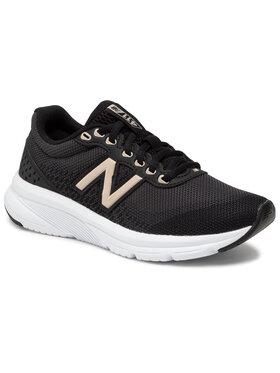 New Balance New Balance Topánky W411LB2 Čierna