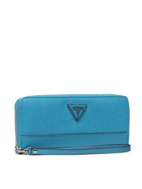 Guess Guess Große Damen Geldbörse Cordelia (VY) Slg SWVY81 30460 Blau