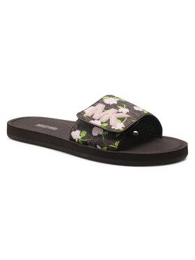 MICHAEL Michael Kors MICHAEL Michael Kors Mules / sandales de bain Mk Slide 40S1MKFA3B Marron