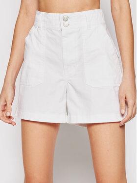 Tommy Jeans Tommy Jeans Pantaloncini di tessuto Tjw Harper DW0DW09753 Bianco Slim Fit