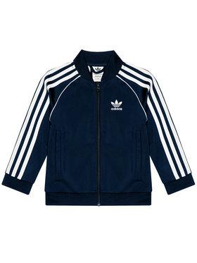 adidas adidas Džemperis Unisex adicolor Sst GN8452 Tamsiai mėlyna Regular Fit
