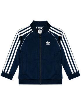 adidas adidas Sweatshirt Unisex adicolor Sst GN8452 Dunkelblau Regular Fit
