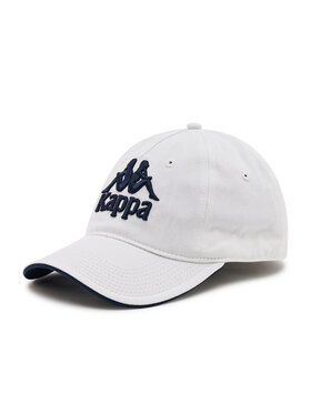 Kappa Kappa Kepurė su snapeliu Vando 707391 Balta