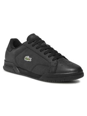 Lacoste Lacoste Sneakersy Twin Serve 0721 2 Sma 7-41SMA001802H Čierna