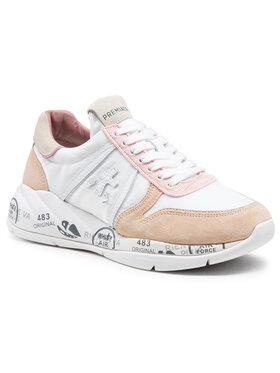 Premiata Premiata Sneakersy Layla 5218 Biały
