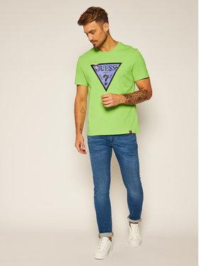 Armani Exchange Armani Exchange Slim Fit Jeans 6HZJ13 Z6QMZ 1500 Blau Slim Fit