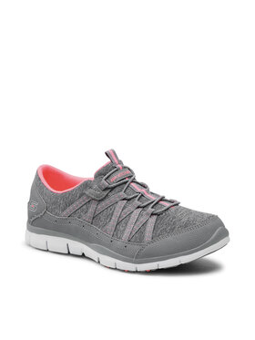 Skechers Skechers Παπούτσια Lets Cruise 104008/GYCL Γκρι