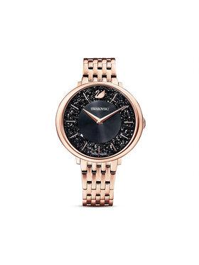 Swarovski Swarovski Zegarek Crystalline Chic 5544587 Złoty