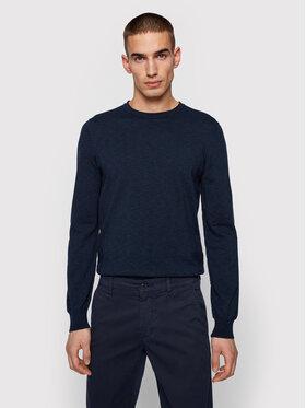 Boss Boss Sweater Kabiron 50446540 Sötétkék Slim Fit