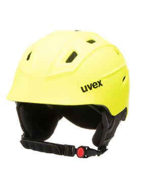 Uvex Uvex Kask narciarski Fierce S5662256003 Żółty