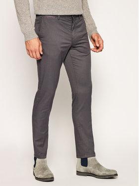 Tommy Hilfiger Tommy Hilfiger Pantaloni di tessuto Bleecker MW0MW13853 Grigio Slim Fit