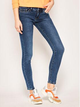 Pepe Jeans Pepe Jeans Skinny Fit džíny Pixie PL200025 Tmavomodrá Skinny Fit