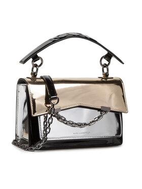 KARL LAGERFELD KARL LAGERFELD Handtasche 210W3050 Goldfarben