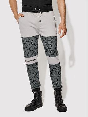 Rage Age Rage Age Spodnie dresowe Saiph 2 Szary Slim Fit