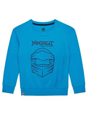 LEGO Wear LEGO Wear Sweatshirt 12010054 Blau Regular Fit