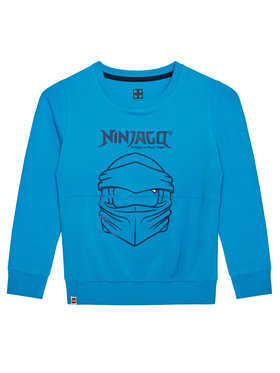 LEGO Wear LEGO Wear Sweatshirt 12010054 Bleu Regular Fit