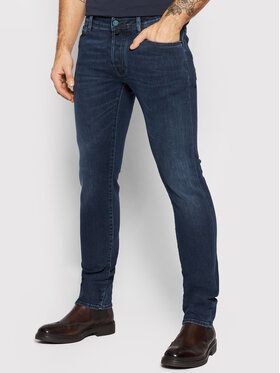 Jacob Cohën Jacob Cohën Jeans Nick U Q M06 19 S 3621 Dunkelblau Slim Fit
