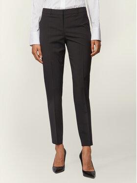 Boss Boss Pantalon en tissu Tiluna 50291861 Noir Slim Fit