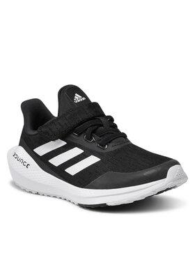 adidas adidas Topánky Eq21 Run El K FX2254 Čierna