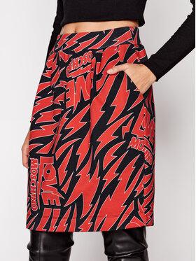 LOVE MOSCHINO LOVE MOSCHINO Mini sukně W156000M 4249 Barevná Regular Fit