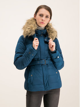 Pepe Jeans Pepe Jeans Doudoune Carrie PL401690 Bleu Regular Fit