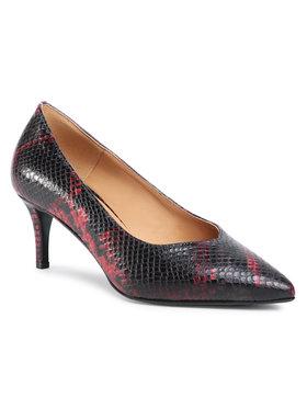 Gino Rossi Gino Rossi Обувки на ток DCK296-CN4-1216-7800-0 Бордо