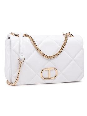 TwinSet TwinSet Handtasche 211TD8071 Weiß