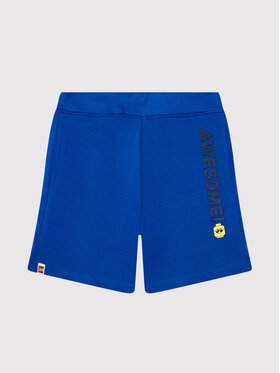 LEGO Wear LEGO Wear Sportiniai šortai 12010153 Mėlyna Regular Fit