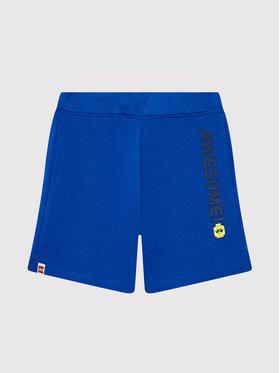 LEGO Wear LEGO Wear Sportovní kraťasy 12010153 Modrá Regular Fit