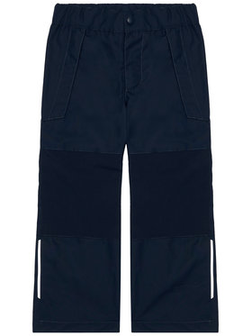 Reima Reima Pantalon en tissu 522267 Bleu marine Regular Fit