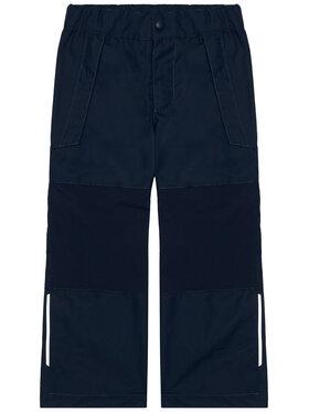 Reima Reima Pantaloni din material 522267 Bleumarin Regular Fit