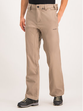 Volcom Volcom Snowboardhose Freakin Snow Chino G1351912 Beige Modern Relaxed Fit