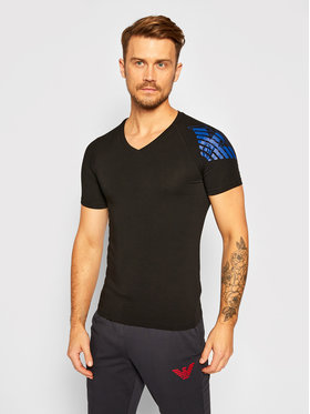 Emporio Armani Underwear Emporio Armani Underwear T-Shirt 111760 0A725 00020 Černá Slim Fit