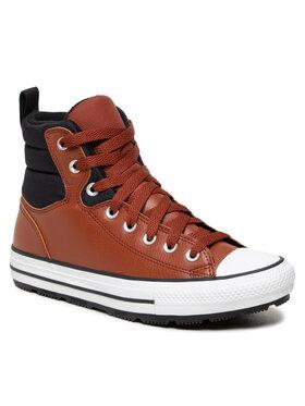 Converse Converse Plátenky Ctas Berkshire Boot Hi 171449C Hnedá