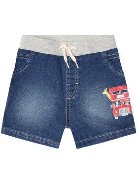 Mayoral Mayoral Szorty jeansowe 1265 Granatowy Regular Fit