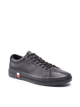 Tommy Hilfiger Tommy Hilfiger Sneakers Premium Corporate Vulc Sneaker FM0FM03621 Noir