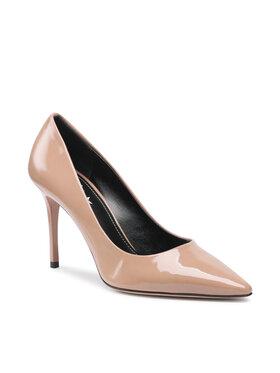 Marella Marella Pantofi cu toc subțire Ignaro 65260115200 Bej