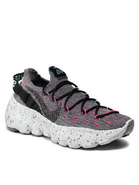 Nike Nike Boty Space Hippie 04 CZ6398 003 Šedá