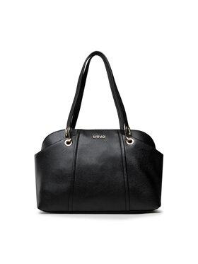 Liu Jo Liu Jo Дамска чанта L Satchel AF1165 E0027 Черен