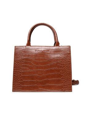 Silvian Heach Silvian Heach Sac à main Shopper Bag Mini (Cocco) Majby RCA21007BO Marron