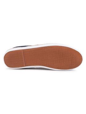 Pepe Jeans Pepe Jeans Espadrilky Maui Sport Knit PMS10284 Tmavomodrá