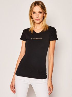 Emporio Armani Emporio Armani T-shirt 163321 0P263 00020 Nero Regular Fit