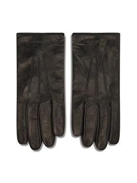 Emporio Armani Emporio Armani Дамски ръкавици 624139 CC203 00020 Черен