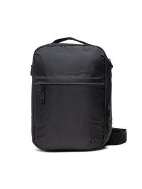 4F 4F Мъжка чантичка D4L21-TRU205 Черен