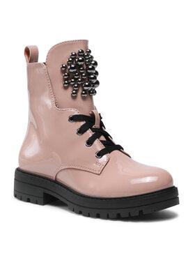 DeeZee DeeZee Turistická obuv CS2922-05 Růžová