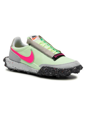 Nike Nike Chaussures Waffle Racer Crater CT1983 700 Jaune