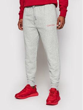 Calvin Klein Underwear Calvin Klein Underwear Spodnie dresowe 000NM2167E Szary Regular Fit