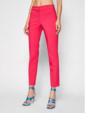 Rinascimento Rinascimento Чино панталони CFC0103166003 Розов Slim Fit
